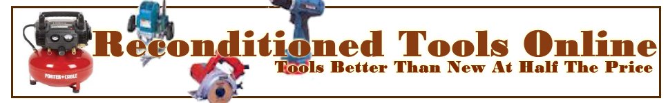 Buy Reconditioned Tools