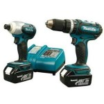 Makita LXT211 Combo Kit Image